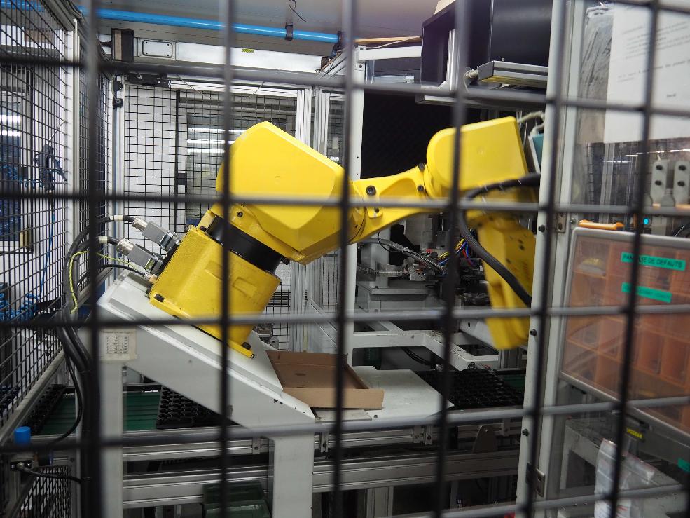 Machine Axon
