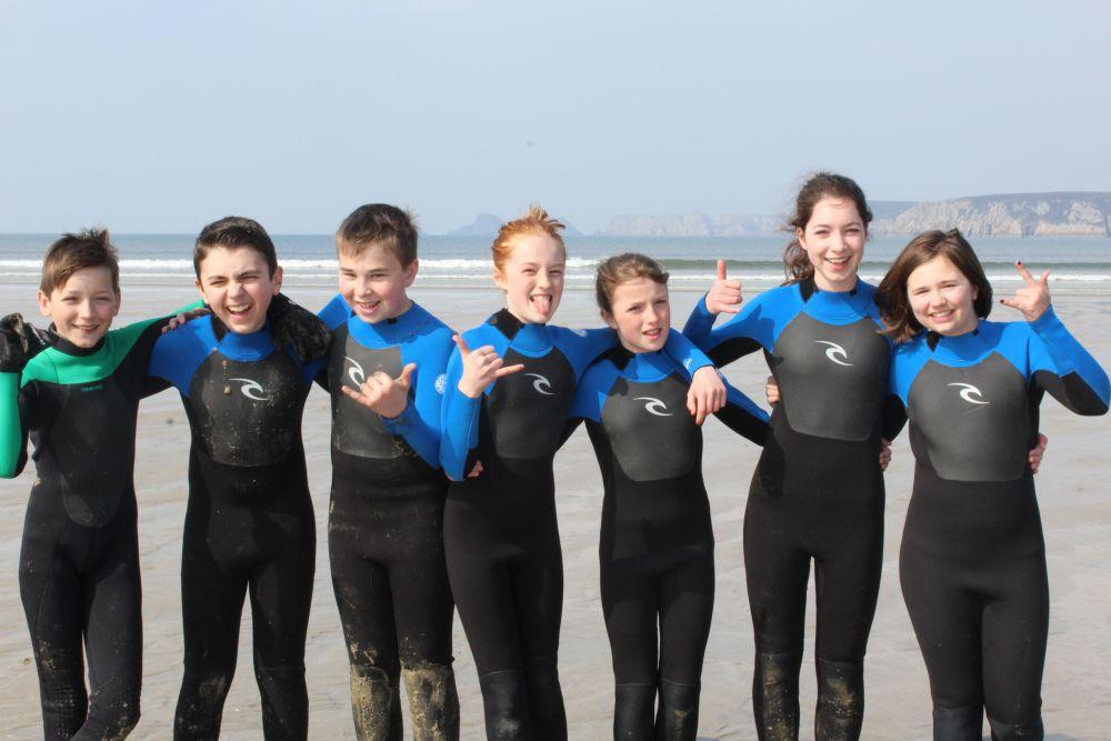 Rencontre Départementale De Surf - Crozon