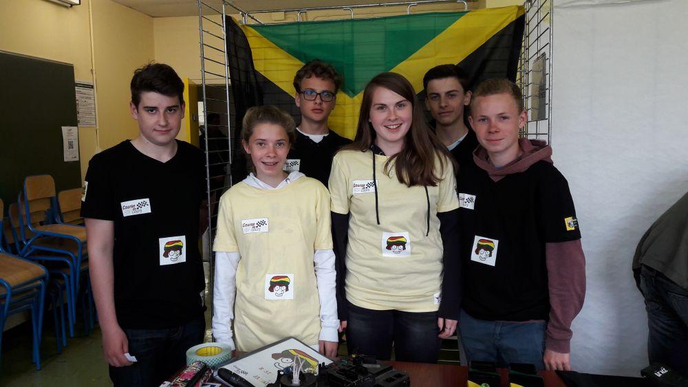 Equipe Des Rasta Jamaïca