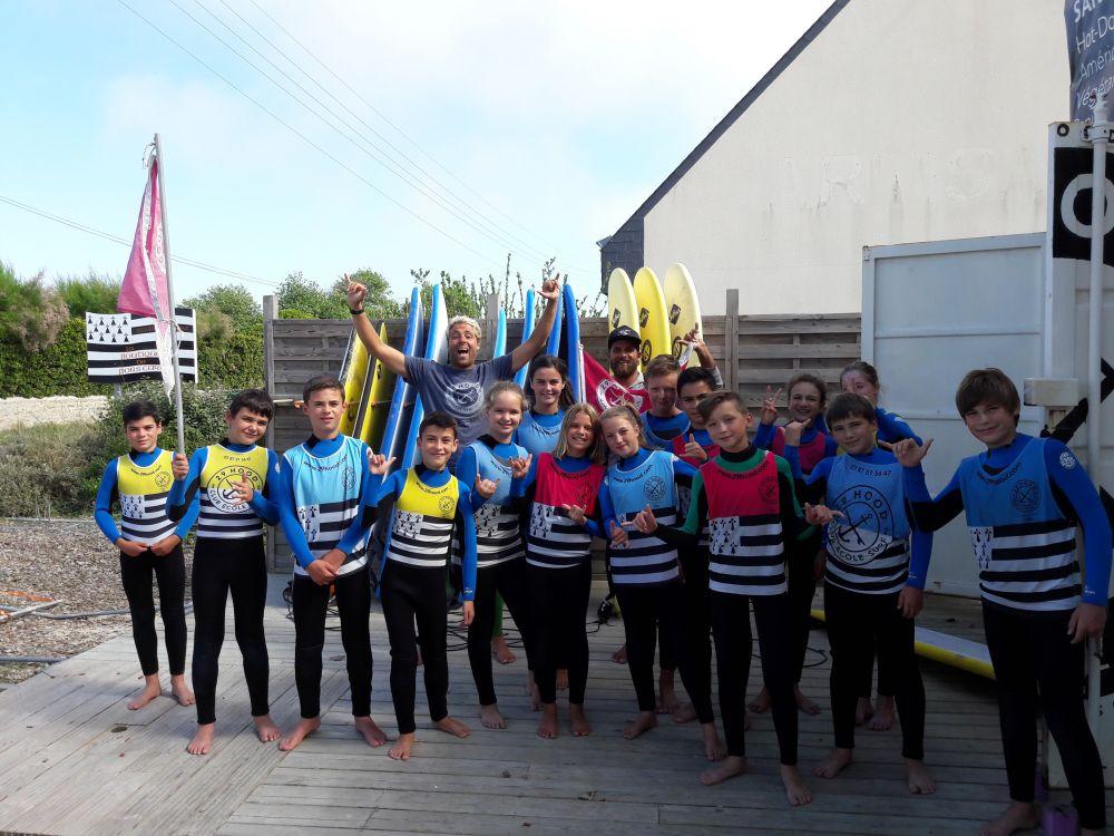 Groupe Surf – Rentrée 2016