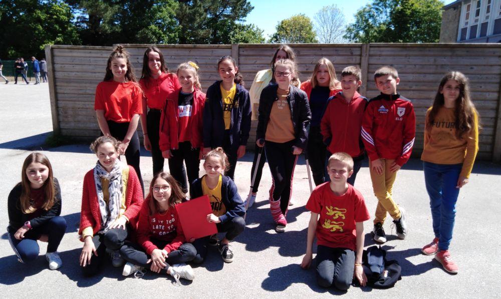 Semaine Des Langues à SJB SCHOOL! Jour 1 (l'Allemagne)