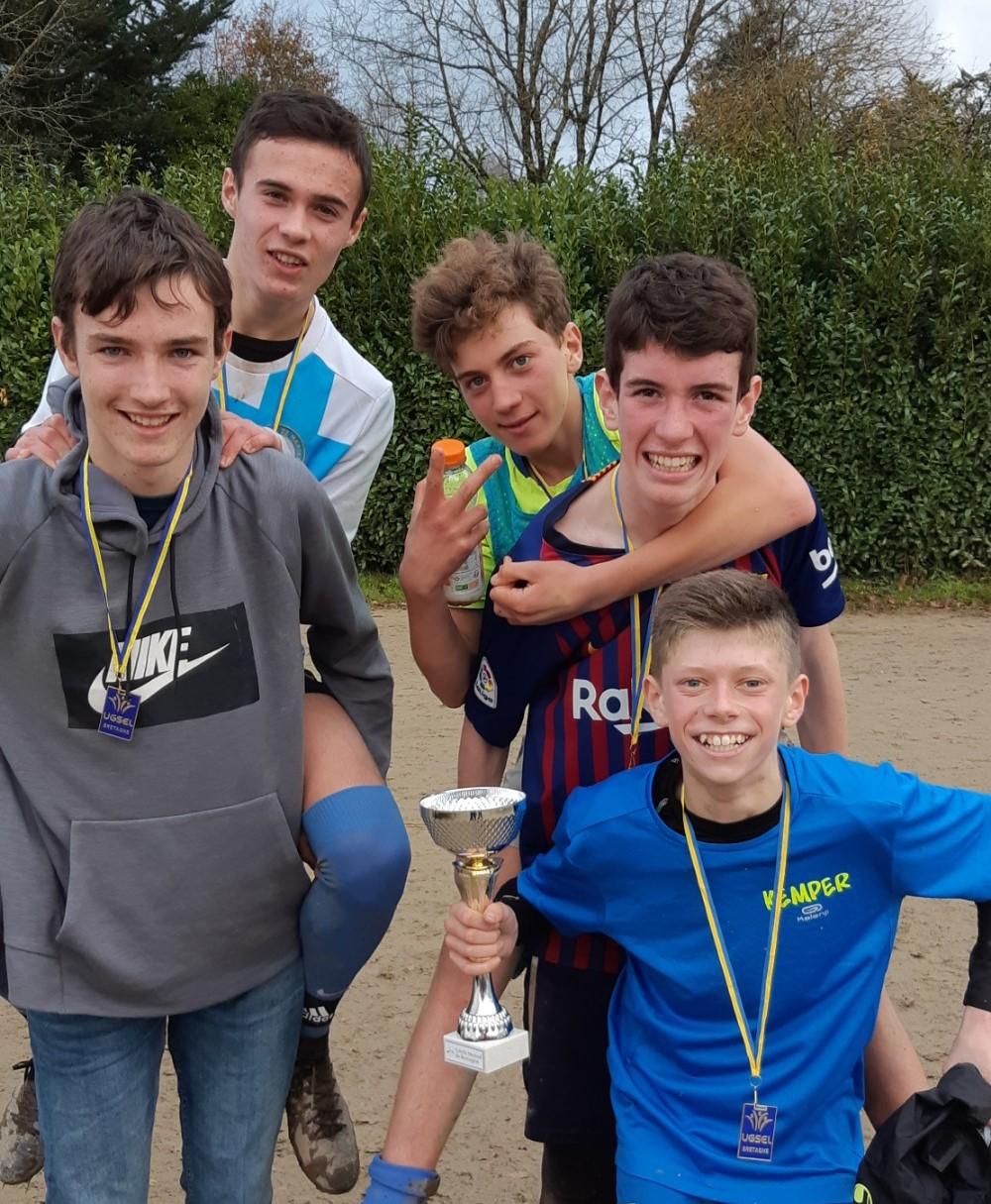 Champions De Bretagne 2019