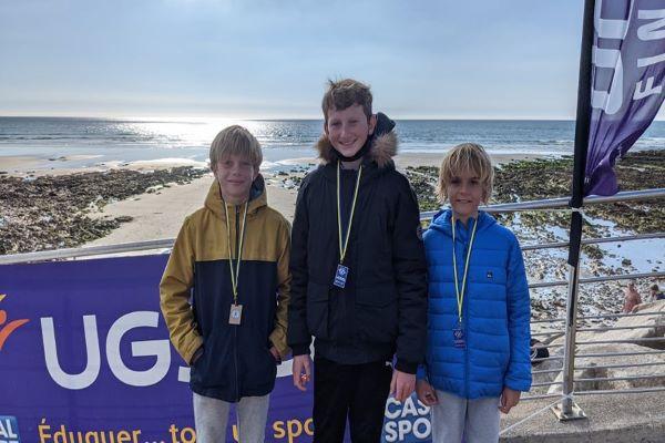 Nos Élèves Qualifiés Au National De Surf !